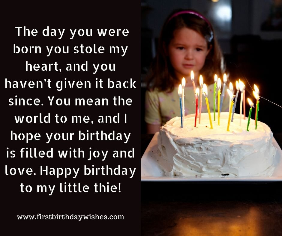 birthday wishes for a daughter