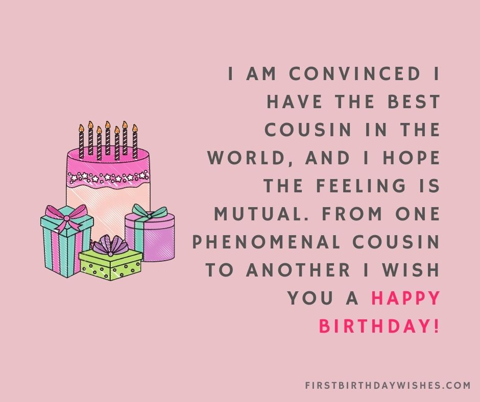 heart touching Birthday Wishes For Cousin Brother