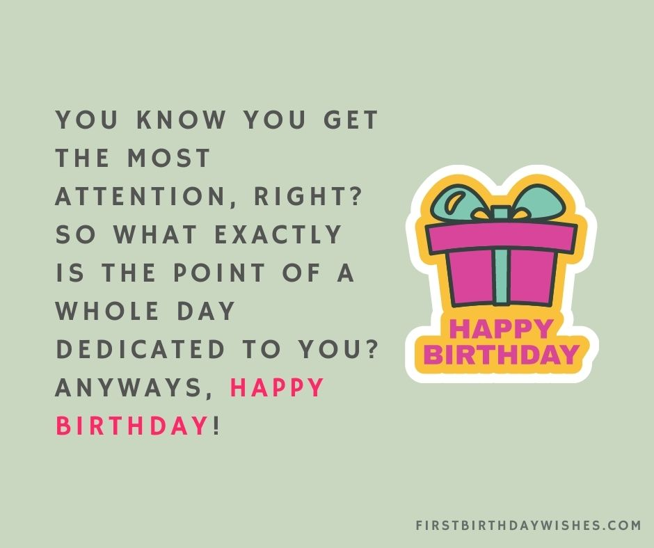 short funny birthday wishes for sister